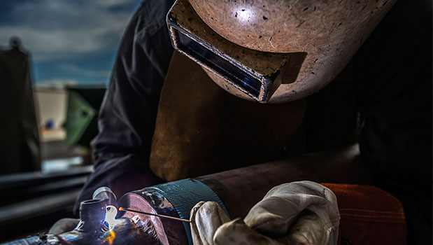 Professional gas pipe welding service in Harvard, Massachusetts providing free cost quotes on all residential and large commercial/industrial pipe welding projects.