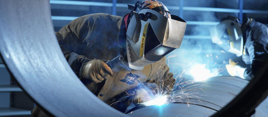 Professional pipe welding and pipefitting in Fako, Massachusetts.